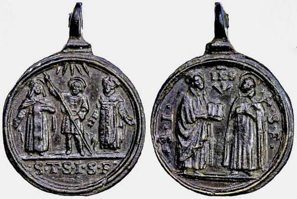 Recopilación medallas Orden Carmelitas Descalzas: Santa Teresa de Jesús 4_juli10