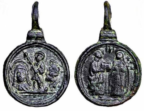 Recopilación medallas Orden Carmelitas Descalzas: Santa Teresa de Jesús 7_juli10