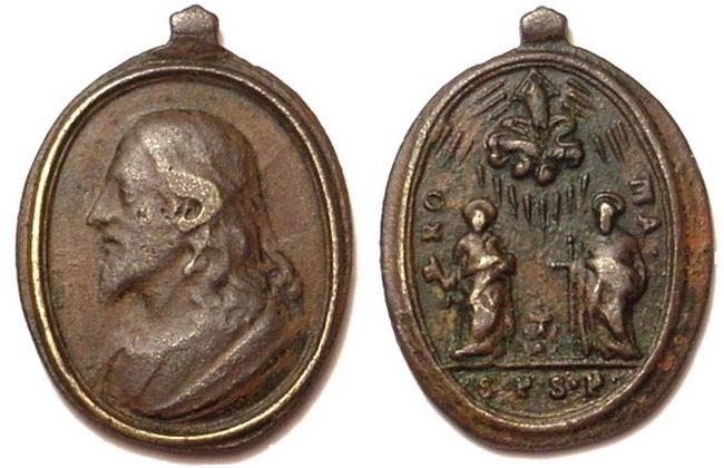 Recopilación medallas con el Rostro de Cristo ( Salvator Mvndi II) Forner12
