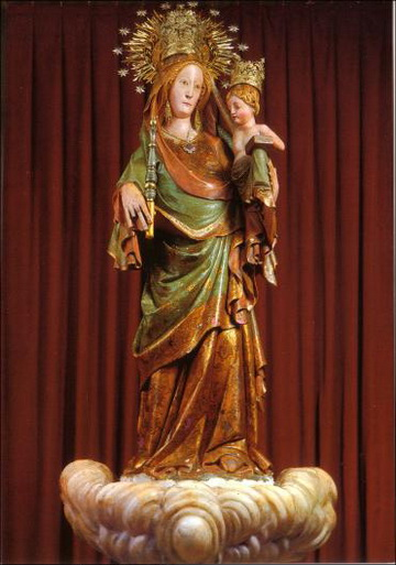 Nostra Senyora de la Serra - Montblanc Montbl10