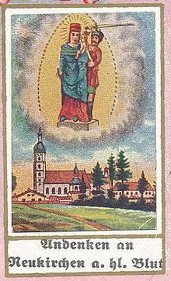 S. António de Padua / Ntra. Sra. de  Neukirchen Beil Hl. Blut , S.XVII (MAM) Neukir10