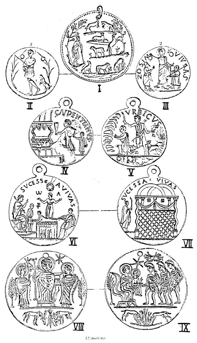LA MEDALLA DE DEVOCIÓN EN EUROPA ENTRE LOS SIGLOS XVI Y XIX  por  Fernando Sainz Varona P_1211