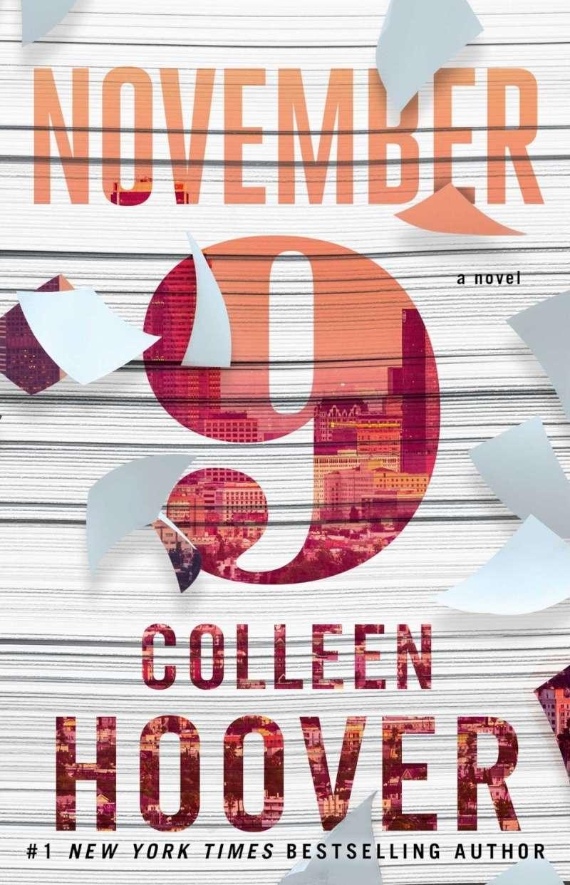 November Nine - Colleen Hoover 81z5fp10
