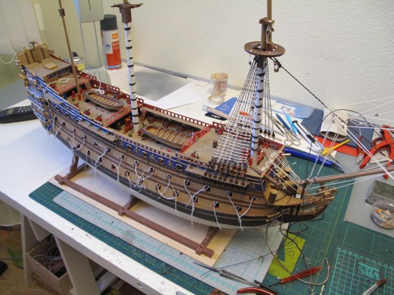 Le Soleil Royal ( Heller ) 1/100 gebaut von Bertholdneuss Img_6061
