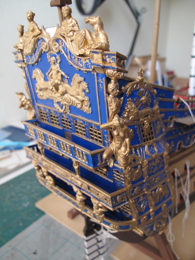 Le Soleil Royal ( Heller ) 1/100 gebaut von Bertholdneuss Img_6064