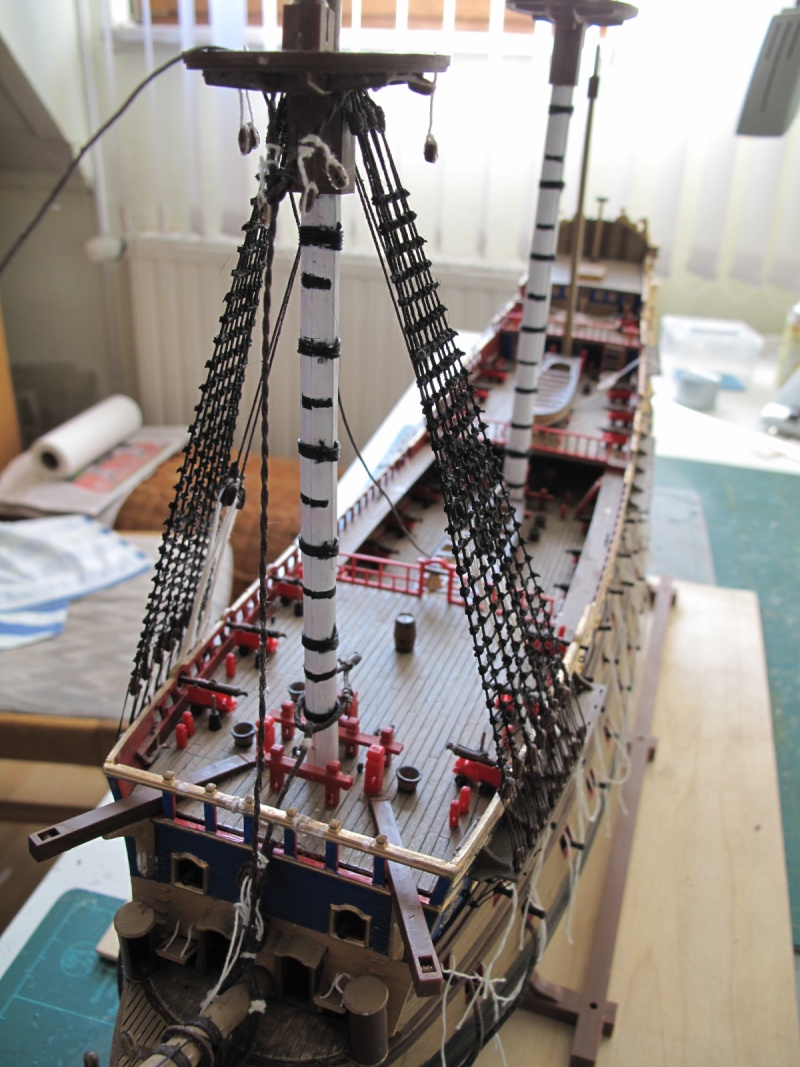 Le Soleil Royal ( Heller ) 1/100 gebaut von Bertholdneuss Img_6072