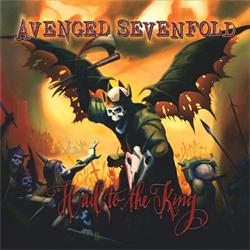 Avenged Sevenfold Argentina by Harlot Street Team - Portal Tapa11