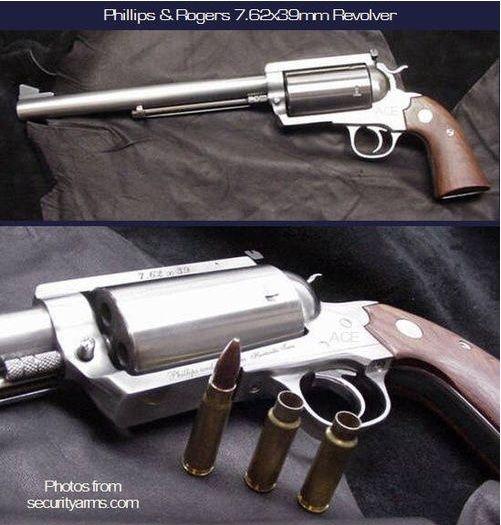 revolver 7.62 x 39 Screen10
