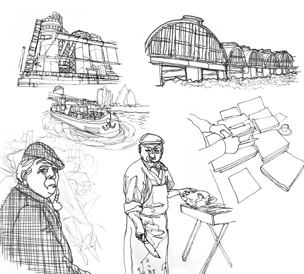 Photo, dessin, wallpaper et créations graphiques de la Comunauté!!! - Page 3 Trait10