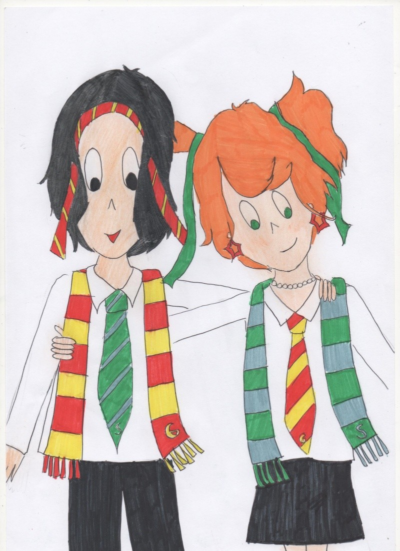Vos Fanarts Harry Potter - Page 5 Lily_a10