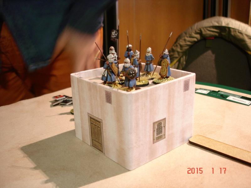Seclin 2015: Chevauchée avec le Hallouf Dsc03136