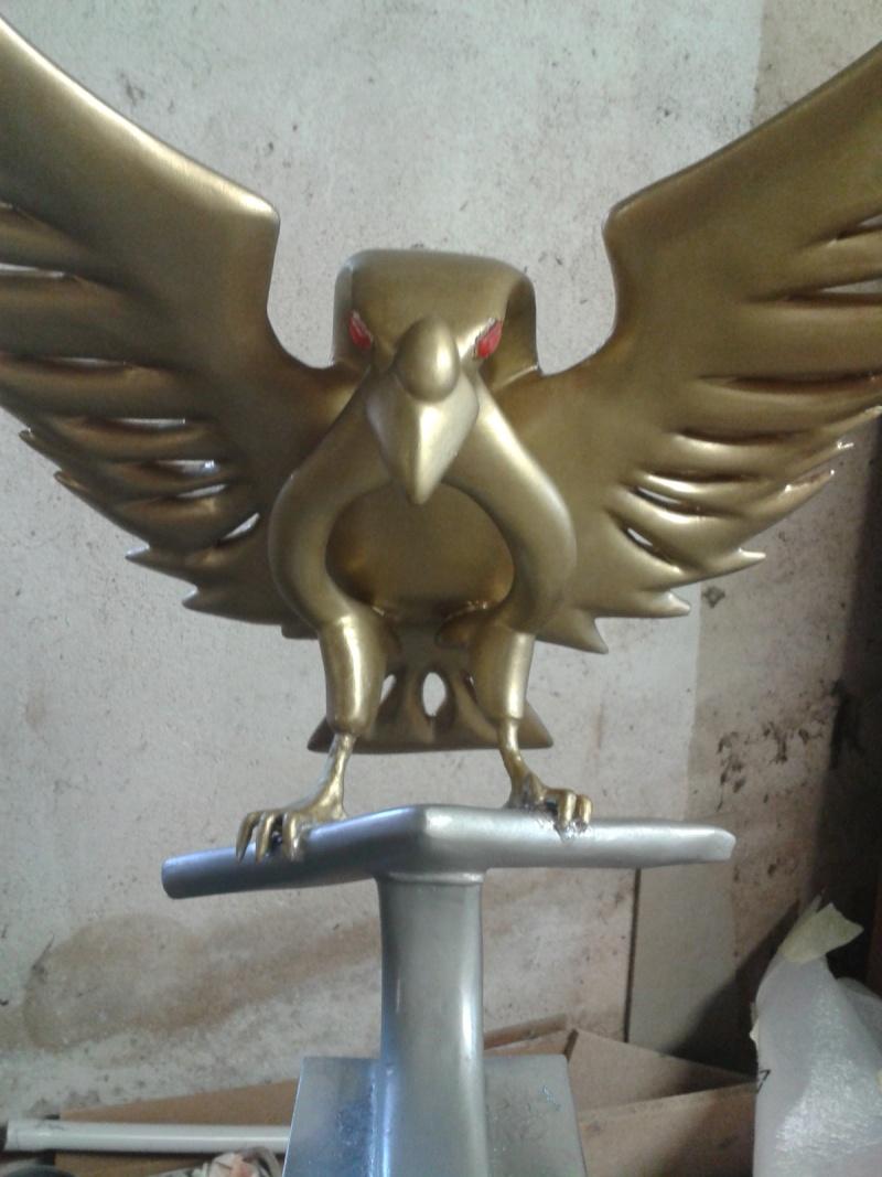 création : l'armure de l'Empereur en taille réelle - Page 4 2011-016
