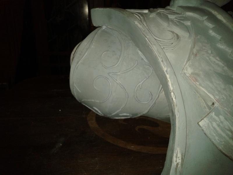création : l'armure de l'Empereur en taille réelle - Page 4 2011-033