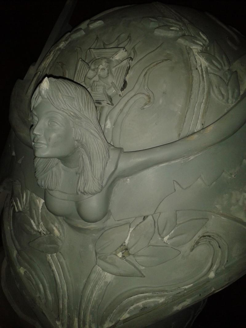 création : l'armure de l'Empereur en taille réelle - Page 4 2011-034