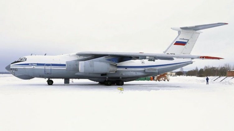 IL-76 Special-Mission Modifications Il-76_10