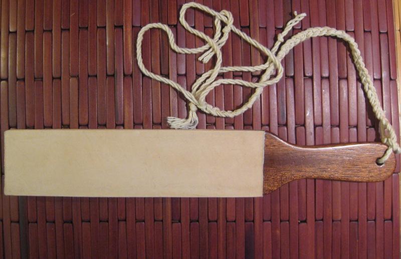 Technique : Paddle, Strop, Cuir Tendeur (Affilage du CC) - Page 29 013-0011