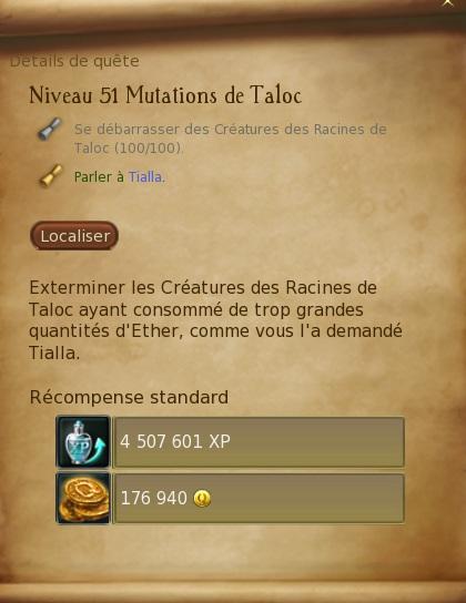 Abîmes de Taloc - Level 51 Mutati10