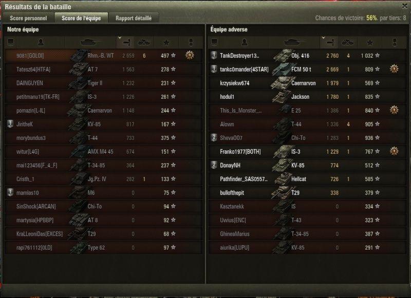 World of Tanks Incroy10