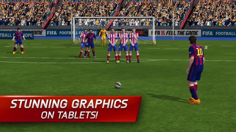<br />تحميل لعبة فيفا 2015 للموبايل ,Download FIFA 2015 Mobile<br />