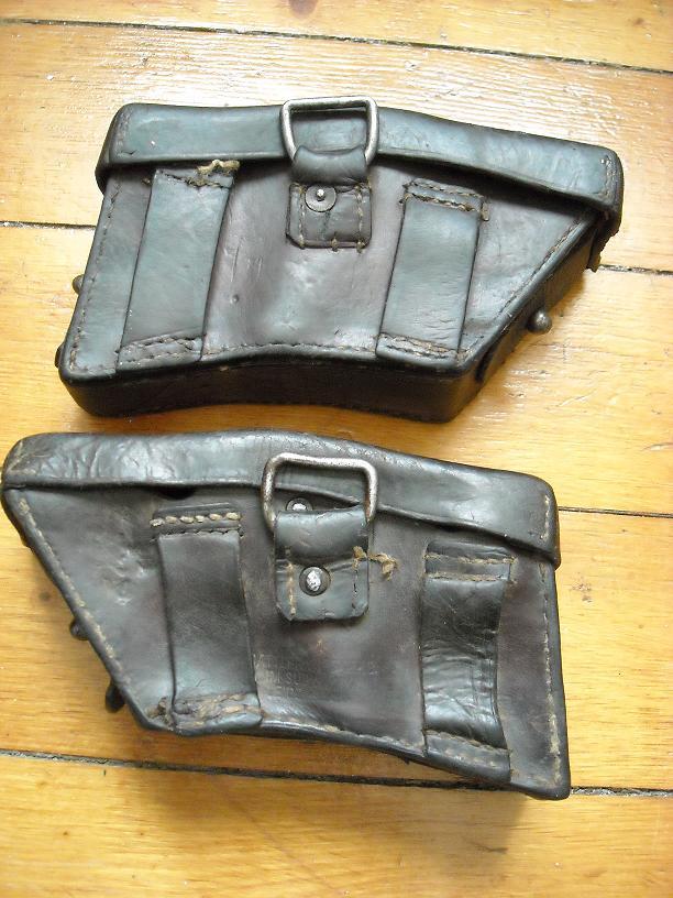 paires de cartouchiéres Bulgare Cartou11