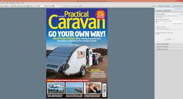 Practical Magazine Avril 2015 Captur27