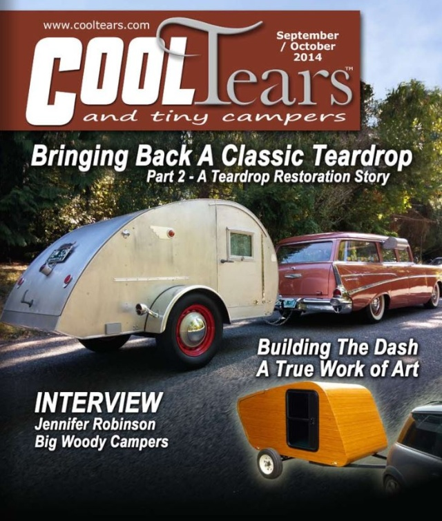 Voici le nouveau numéro du magazine Cool Tears and Tiny Campers Captur34