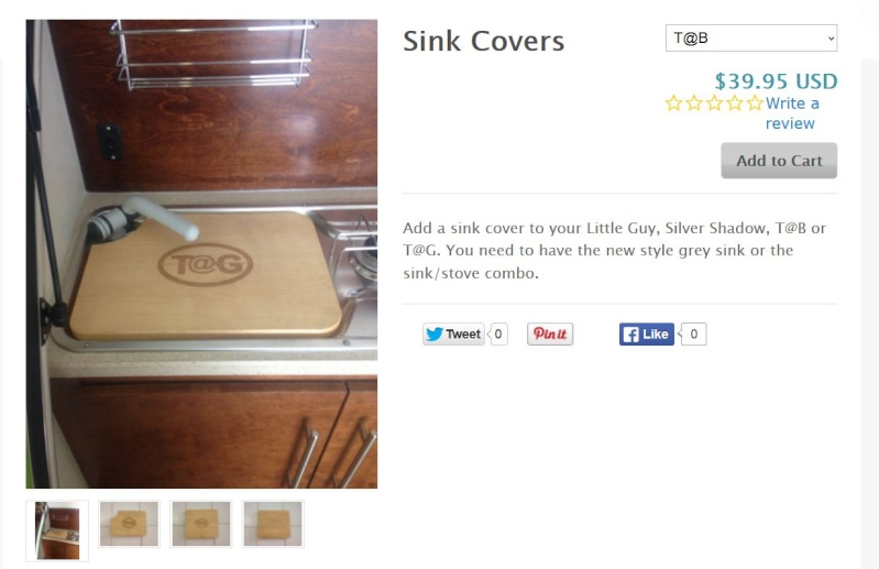 Sink Covers T@B  Captur37