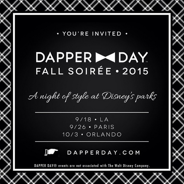 Dapper Day DisneyBound le 1er Mars 2015 Dd10