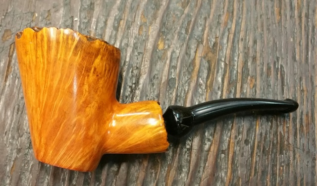Freehand cherrywood sitter 20150311