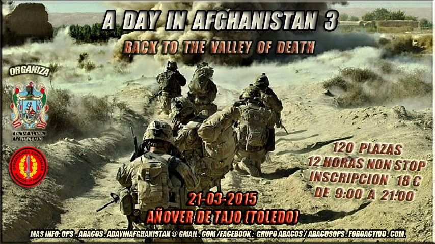 21/03/2015, A DAY IN AFGHANISTAN 3 Portad10