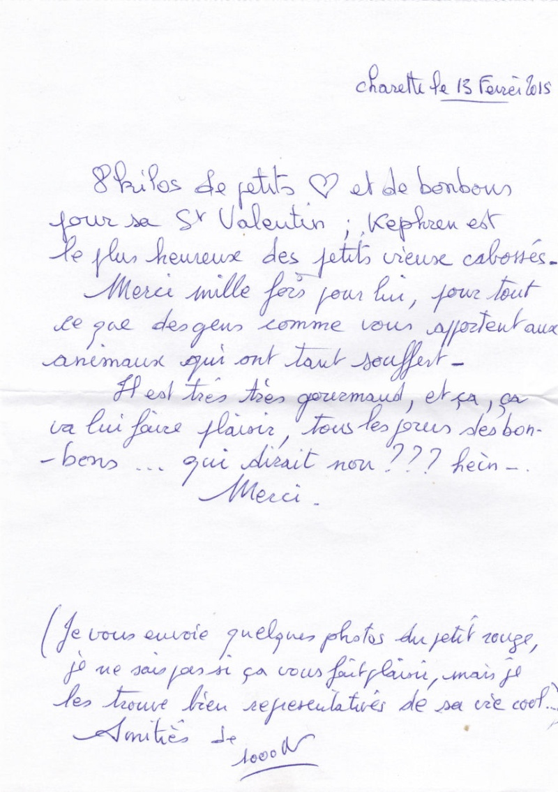 KEPHREN - ONC Selle présumé né en 1993 - Protégé GPLV - Page 7 Lettre13