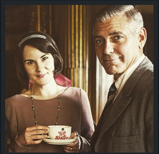 George Clooney to appear in Downton Abbey episode for charity - Page 4 Abbey10