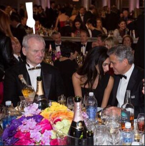 George Clooney at the Golden Globes January 2015 - Page 4 Bill10