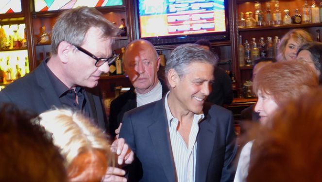 Golden Globe Awards' reception celebrating George Clooney as Cecil B. DeMille Award recipient Book810