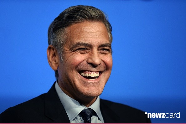 100 LIVES Event: George Clooney Joins Humanitarian Leaders to Launch Global Prize in NYC Ff10
