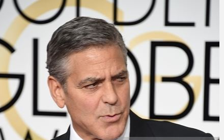 George Clooney at the Golden Globes January 2015 - Page 3 Get10