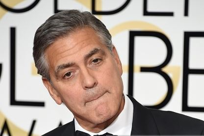 George Clooney at the Golden Globes January 2015 - Page 3 Get210