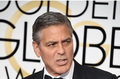 George Clooney at the Golden Globes January 2015 - Page 3 Get310