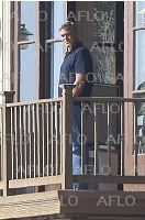 George Clooney and Rande Gerber in Malibu, CA - Gg10