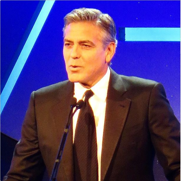 George Presents Art Directors Life Achievement Award, January 31, 2015 Los Angeles Haa10