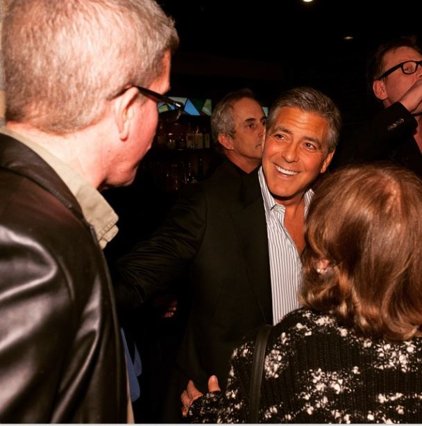 Golden Globe Awards' reception celebrating George Clooney as Cecil B. DeMille Award recipient Heute10