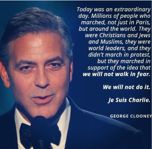 George Clooney at the Golden Globes January 2015 - Page 4 Huf210