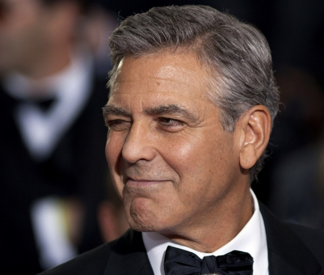 George Clooney at the Golden Globes January 2015 - Page 4 Kimber10