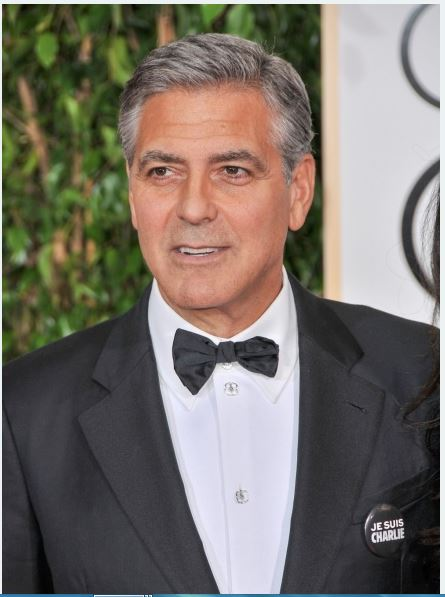 George Clooney at the Golden Globes January 2015 - Page 4 Kimber11