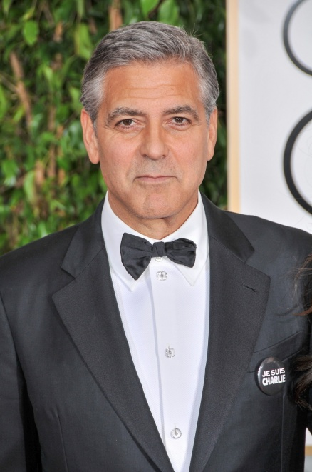 George Clooney at the Golden Globes January 2015 - Page 4 Kimber12