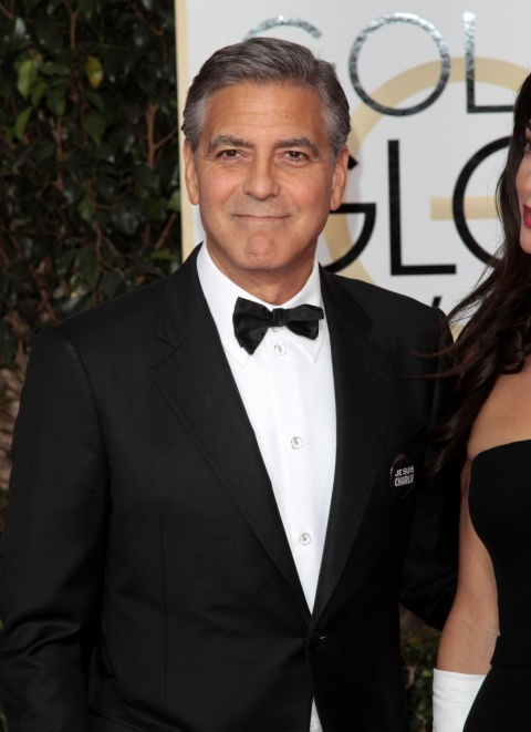 George Clooney at the Golden Globes January 2015 - Page 4 Kimber13