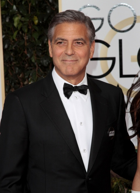 George Clooney at the Golden Globes January 2015 - Page 4 Kimber14