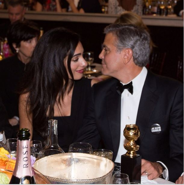 George Clooney at the Golden Globes January 2015 - Page 5 Kk10