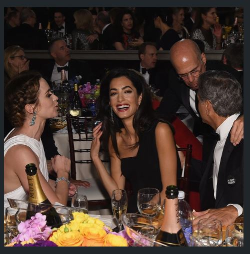George Clooney at the Golden Globes January 2015 - Page 4 Lam10