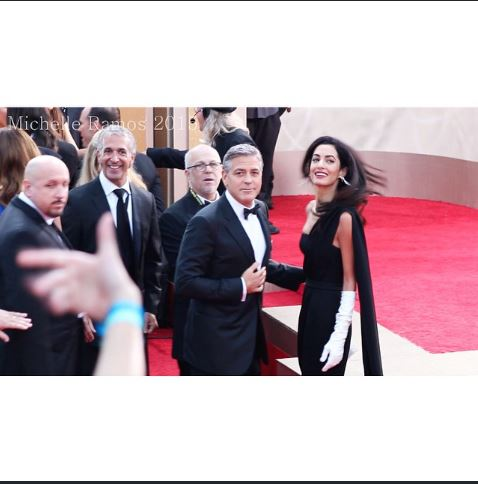 George Clooney at the Golden Globes January 2015 - Page 5 Pic12